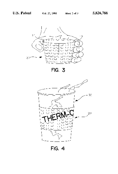 US5826786-2-611 - The Paper Cup Patent