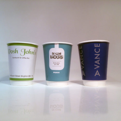 Bakeries, Deli Stores and even Event Management Companies usually look for Double Wall Coffee Cups when looking to serve coffee, because sleeves are not always the perfect experience for the customer or visitor.