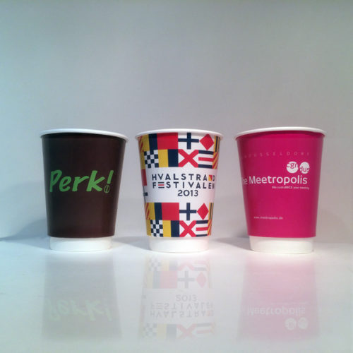 Double Wall Paper Cups - favourites are the 8oz coffee cups and the large 12oz coffee cups