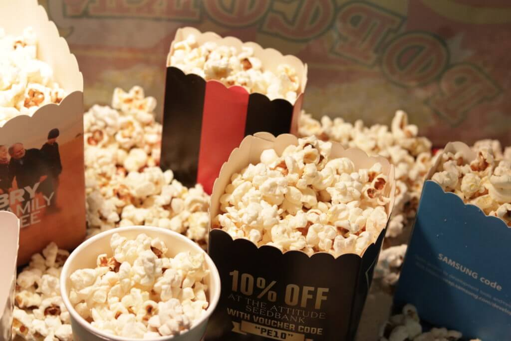 Scyphus Responds To Growing Consumer Demand for Healthy Snacks at Social Events by Supplying Fresh Popcorn, Machines and Custom Popcorn Boxes