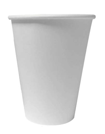 Single Wall White Generic Paper Cups